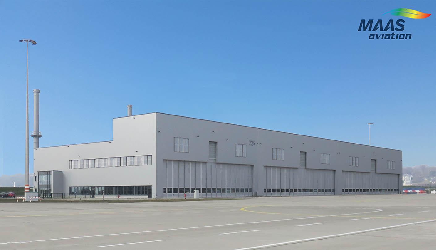 MAAS has announced that work has commenced on the construction of it's 3rd paintshop at Finkenwerder