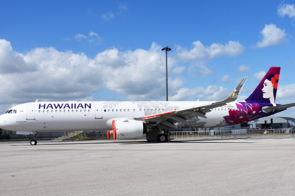 MRO Am_Hawaiian A321